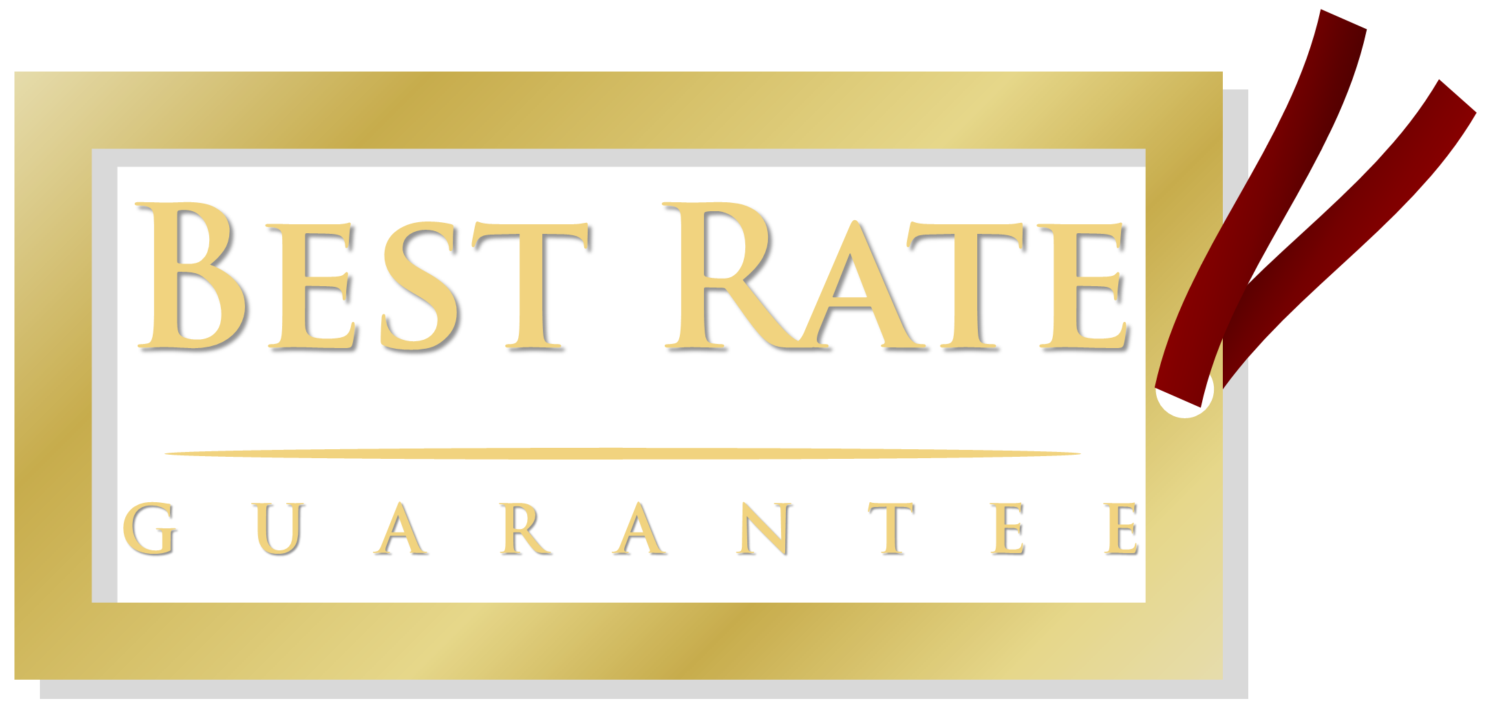 BEST RATE GURANTEE